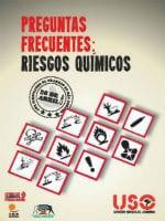 Imagen PREGUNTAS FRECUENTES riesgos qumicos