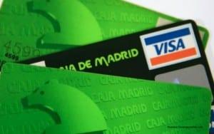 tarjetas Caja Madrid