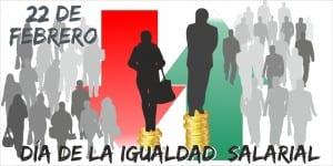 22 f 2015 Día por la Igualdad Salarial