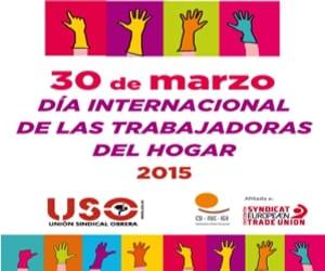 Día Internacional de las Trabajadoras del Hogar 2015