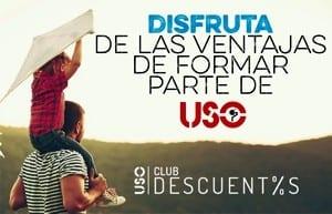 USO CLUB DESCUENTOS