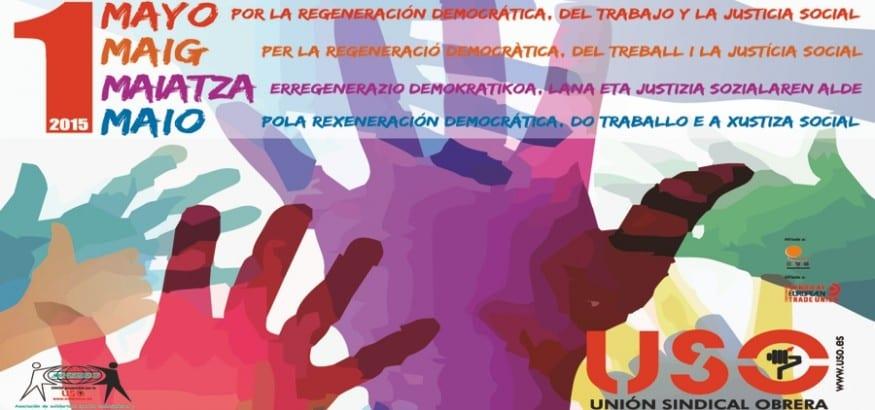 Por la regeneración democrática, del trabajo y la justicia social