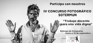 IV Concurso Fotográfico SOTERMUN