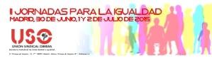 II Jornadas para la Igualdad USO
