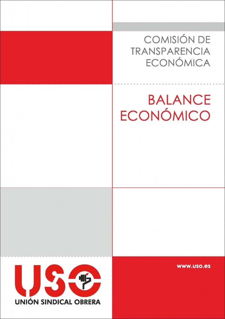 balance económico