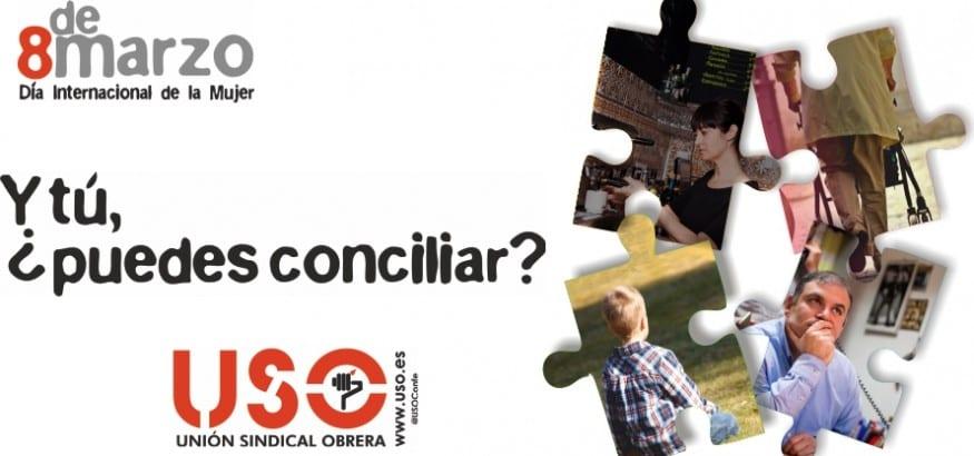 Y TÚ, PUEDES CONCILIAR 8-M