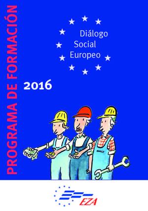 Programa de Formación EZA 2016