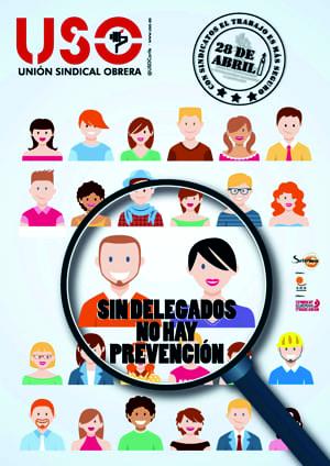 Sin delegados no hay prevención