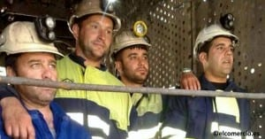 encierro mineros vasco-leonesa