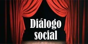telon dialogo social_wedef