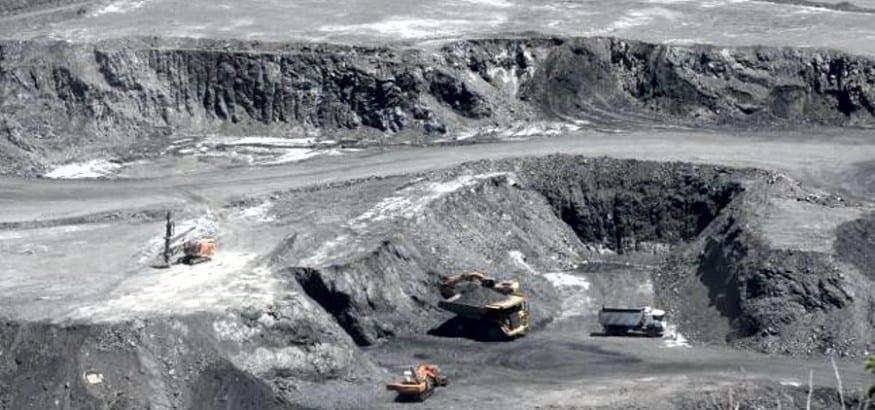 USO sindicato mina Santa lucia de Gordon