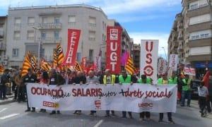 USOC en Tortosa.
