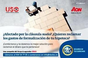 banner USO Reclamaciones cláusulas suelo_gastos hipoteca