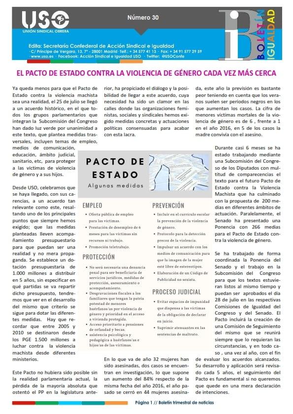 Boletín Igualdad USO Nº30_001
