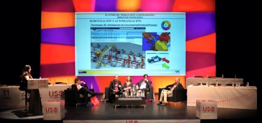 Panel de Expertos 11 Congreso USO