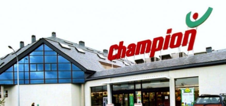supermercado champion
