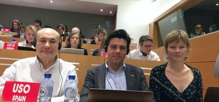 USO_Joaquín Pérez_Comité_CES
