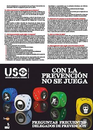 Preguntas Frecuentes Delegados Prevención