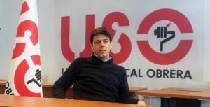 USO_Joaquín_Pérez_Secretario_General