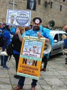 USO_Manifestación_Santiago_Justicia_4