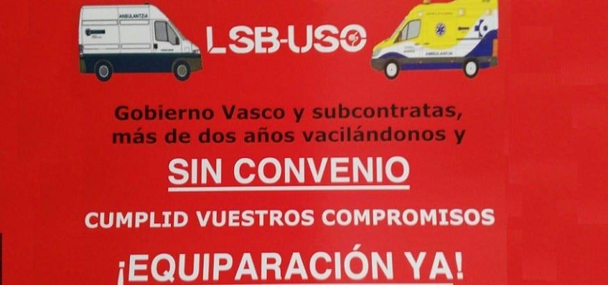 Protesta_Convenio_Ambulancias_Euskadi