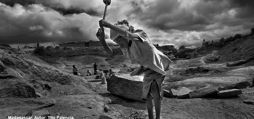 Madagascar. Tito Palencia
