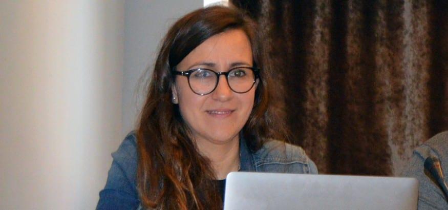 USO_Dulce_Moreno_Secretaria_Formación_Sindical_Igualdad