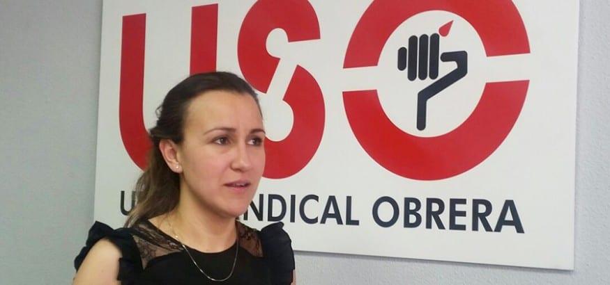 USO_Dulce_Moreno_Secretaria_Igualdad