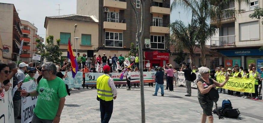 USO_Manifestación_Día_Región_Murcia
