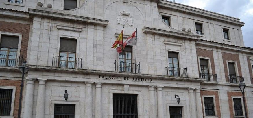 Palacio_Justicia_Valladolid_USO_Delegado