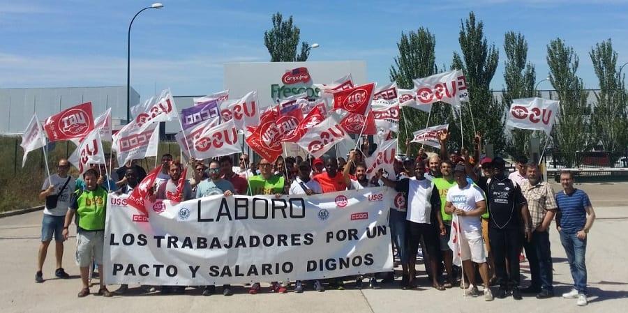 USO_Laboro_Carnicas_Campofrio_Burgos