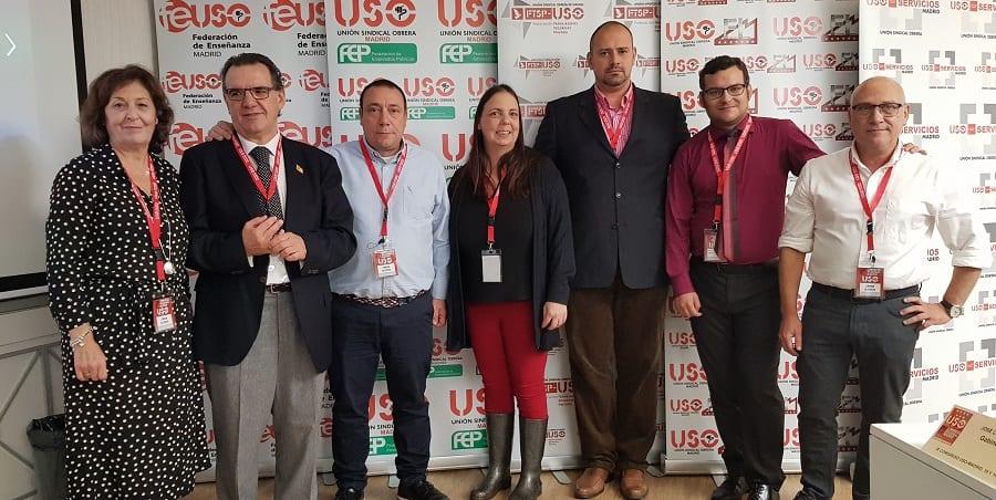 USO_Ejecutiva_Congreso_Madrid