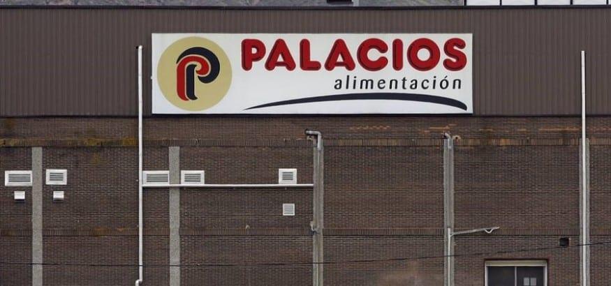 Planta de alimentacion y embutidos de Palacios en Albelda de Iregua © Justo Rodriguez 07/07/2009