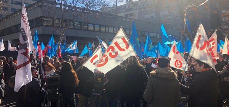 USO_manifestacion_Alcoa_Madrid