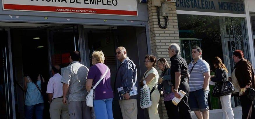 Un lamentable nuevo récord de desempleados