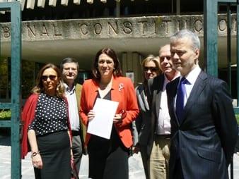 El Grupo Socialista junto a Justicia para Todos presenta el recurso de inconstitucionalidad a la Ley de tasas