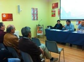 Asamblea de delegados en USO Valladolid