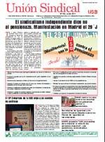 Los delegados de USO en Burgos participan en una nueva edición de la Escuela Sindical