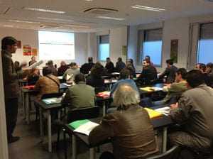 Nueva jornada de Formación Sindical en Galicia