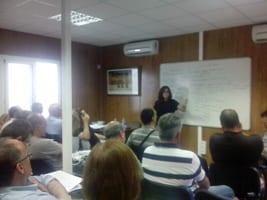 Jornadas de formación en Andalucía