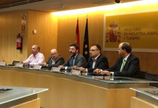 Firmado el nuevo marco regulatorio del carbón 2013-2018