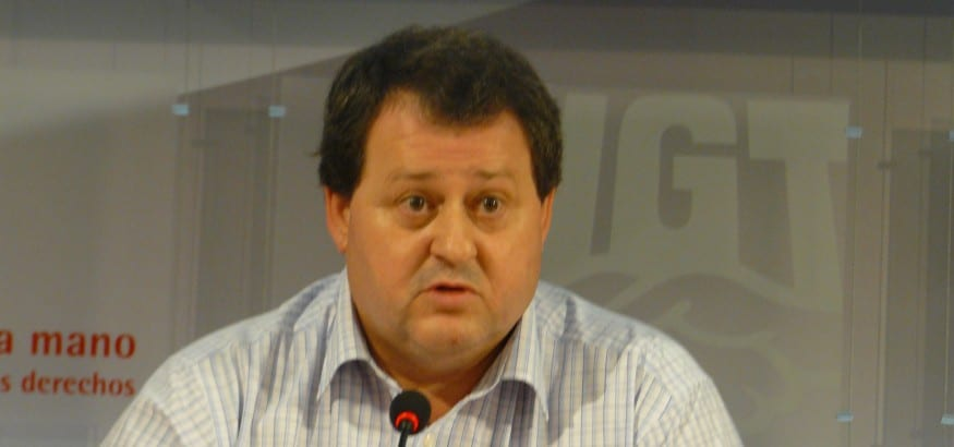 Julio Salazar: la USO rechaza los presupuestos del estancamiento