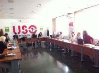 Plenario RETORNA en la sede de la USO