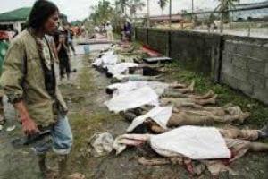 USO se solidariza con los sindicatos filipinos por la tragedia del paso del tifón Haiyan