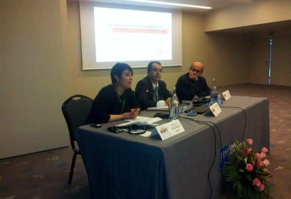 USO participa en un seminario internacional sobre precariedad  laboral y cohesión social
