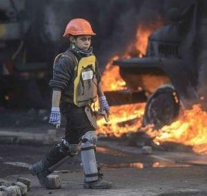 USO reclama un alto a la violencia en Ucrania