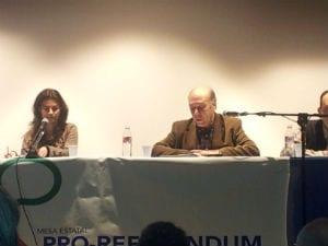La USO participa en una mesa redonda de la MERP