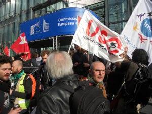 Sociedad civil en contra del TTIP: El Acuerdo Transatlántico de Asociación para el Comercio y las Inversiones
