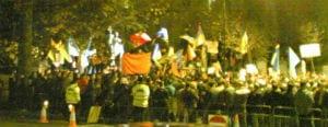 Ucrania: Sindicatos de Europa aprueban un plan de cinco puntos