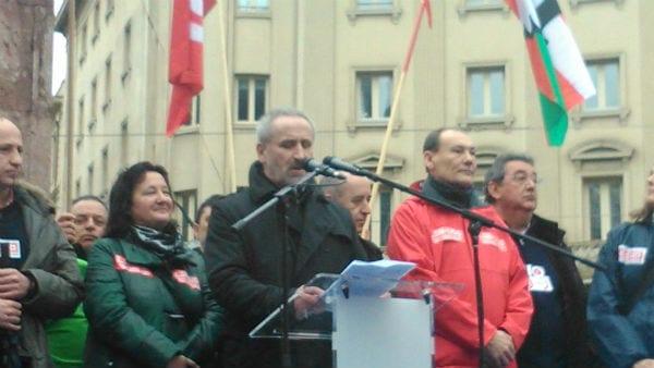"""Éxito de asistencia a la manifestación de Bilbao contra el """"austericidio"""""""